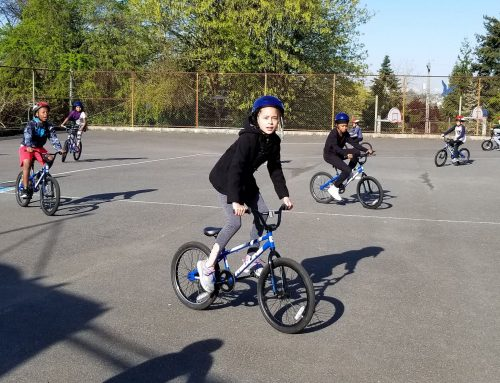 "Finding the ""SPARK"" in Active Transportation!"
